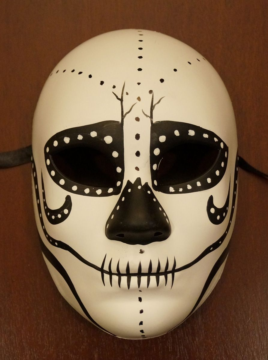 Skeleton Halloween Mask