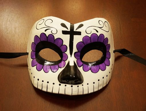 Livilla Day Of The Dead Mask
