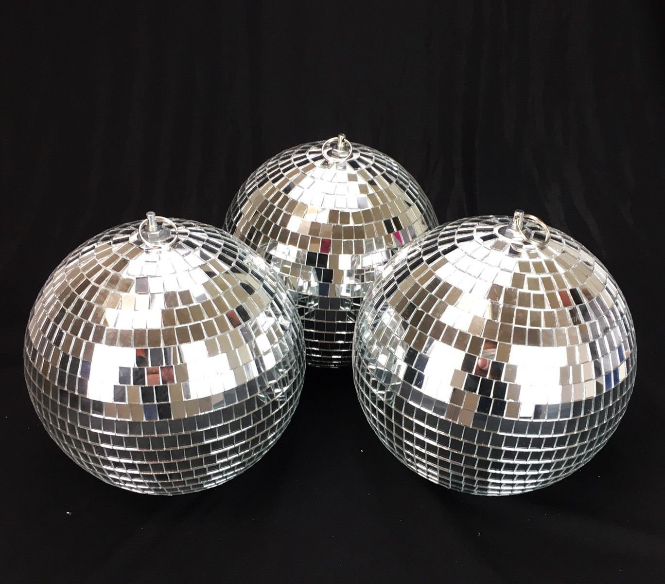Mirror Disco Ball Party Pack Set
