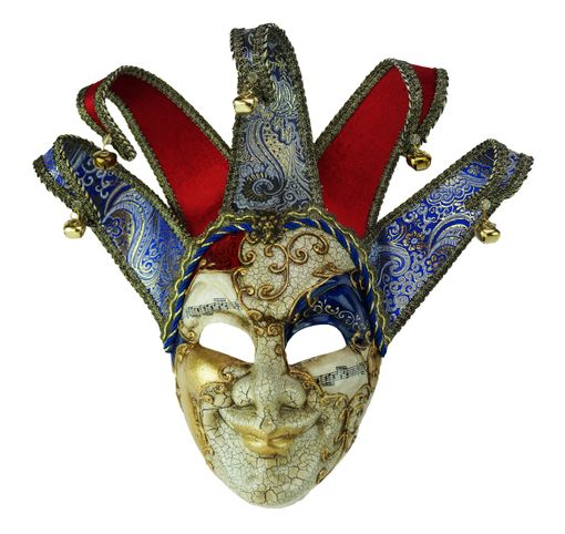 Royal Jester Mask
