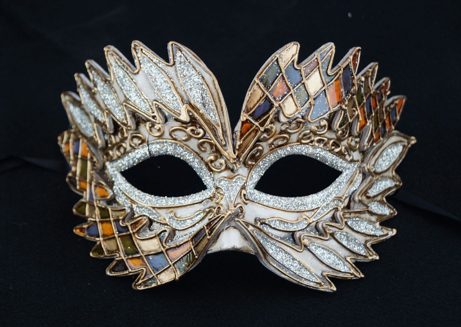 Allure Eye Masquerade Mask