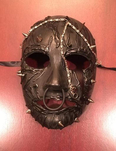 Night Of Darkness Mask
