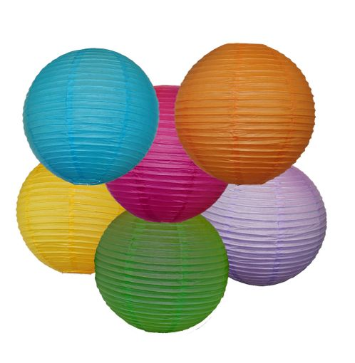 """Paper Lantern 10"""" Party Pack"""