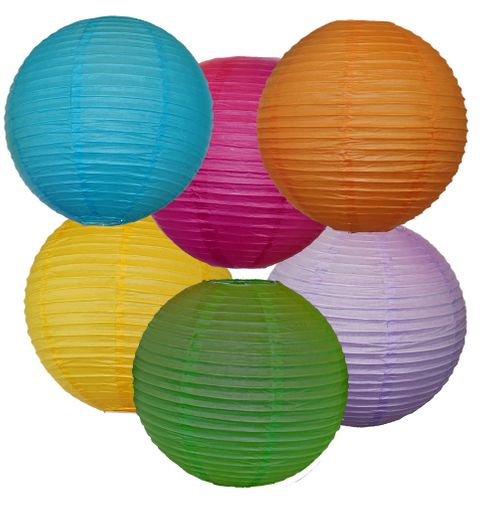 "Paper Lantern 14"" Party Pack"