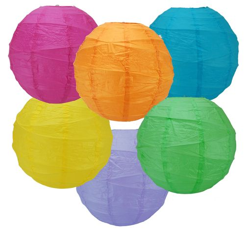 "Paper Lantern 18"" Party Pack"