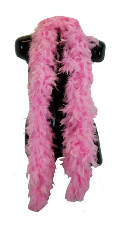 Pink Feather Boa 70 Grams