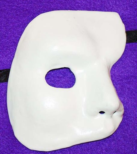 Plain Phantom of the Opera Mask