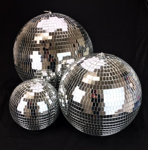 Premium Mirror Disco Ball Party Pack