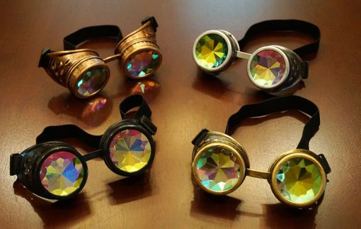 Psychedelic Glass Goggles