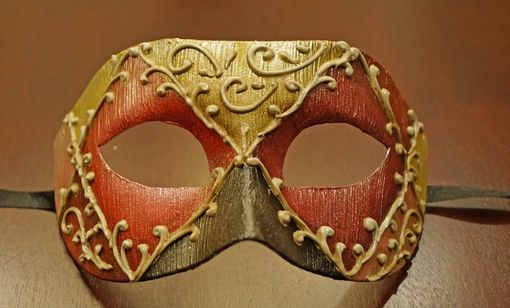 Realux Men's  Masquerade Mask