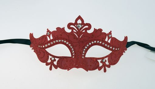 Juliet Red Masquerade Mask