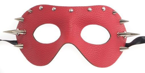 Red Spike Mask