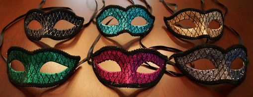 Rio Masquerade Party Masks