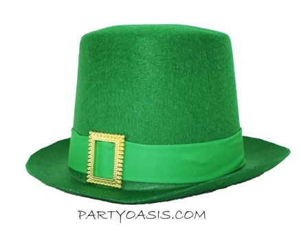 Saint Patrick's Day Top Hat
