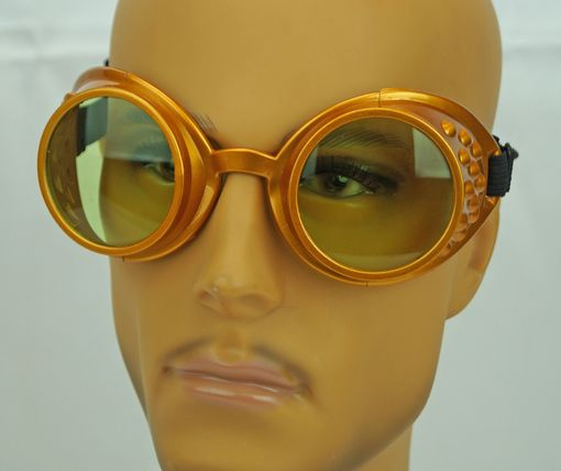 Steam Punk Goggles Copper