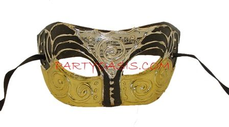 Traditional Masquerade Mask