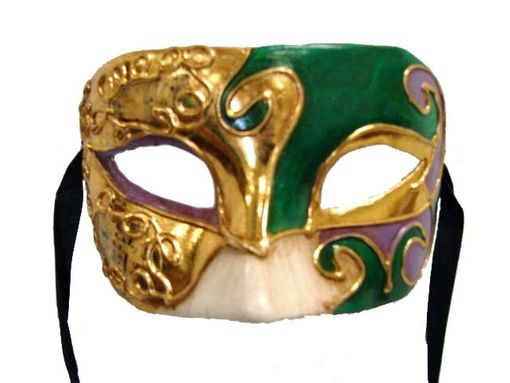 Traditional Venetian Eye Mask