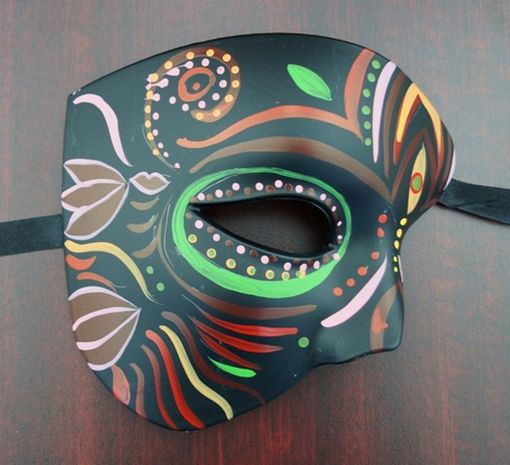 Tribal Phantom Mask