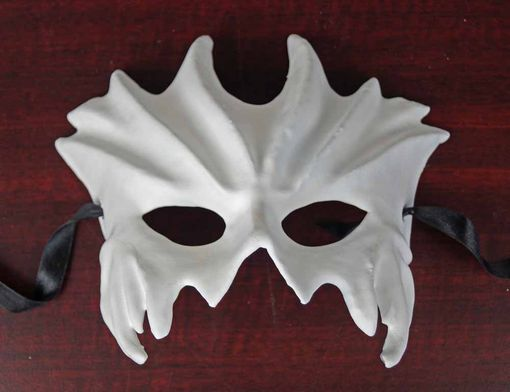 Unpainted Swamp Mask