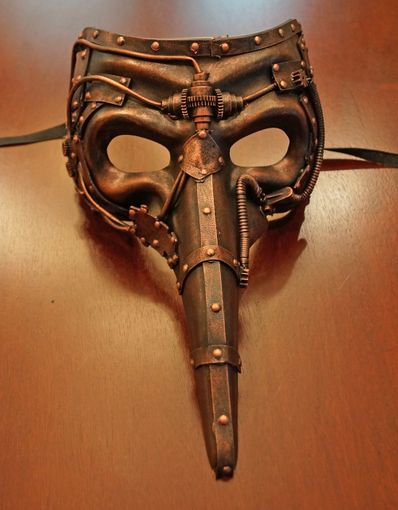 Urbatrex Steam Punk Mask Bronze