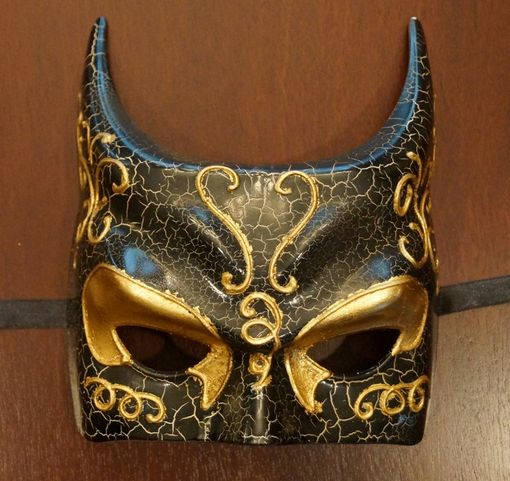 Venetian Bat Man Mask