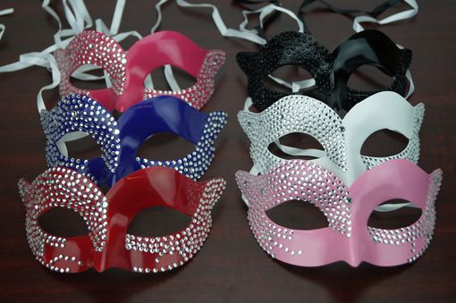 Venetian Eye Masks