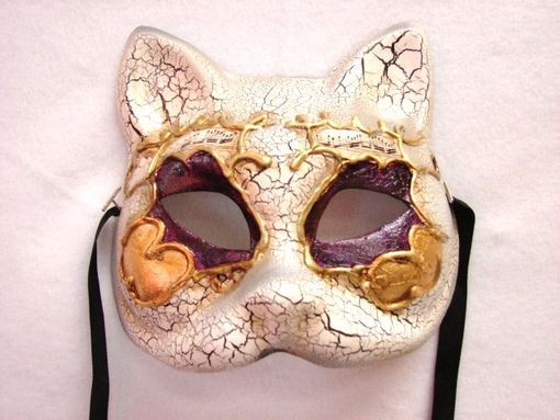 Venetian Gatto Mask