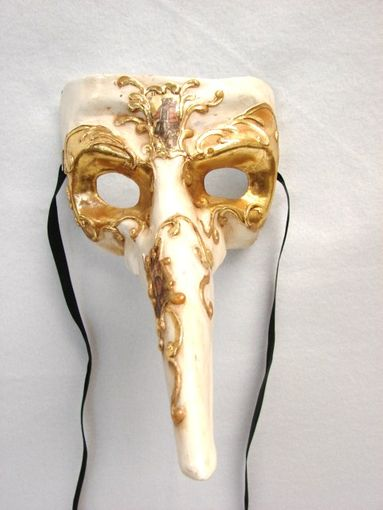 Masquerade Long Nose Eye Mask