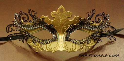 Venetian Luxury Mask