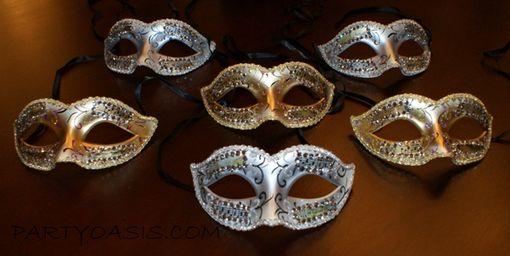 Venetian Mask Party Pack