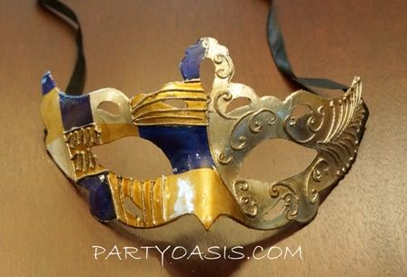 Venetian Party Eye Mask