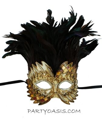Venetian Warrior MAsk