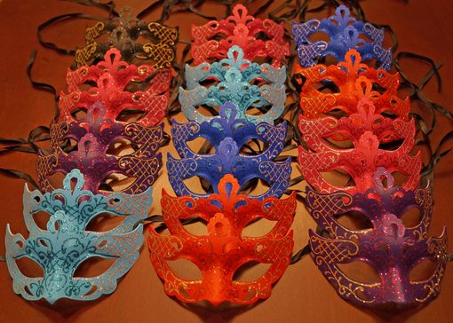 Vexen Masquerade Mask Party Pack
