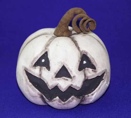 White Pumpkin 6""
