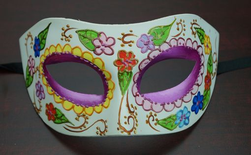 Women's Day Of The Dead Mask PInk