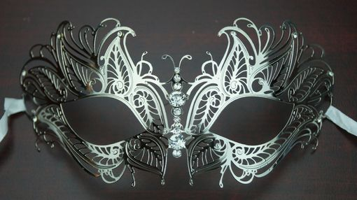 Zeliko Lazer Cut Masquerade Eye Mask