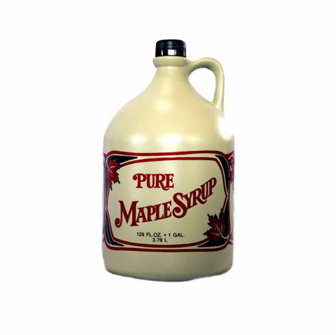 1 Gallon Maple Syrup-Handy Jug