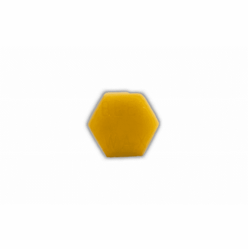 1 oz., Beeswax, Hex Shape