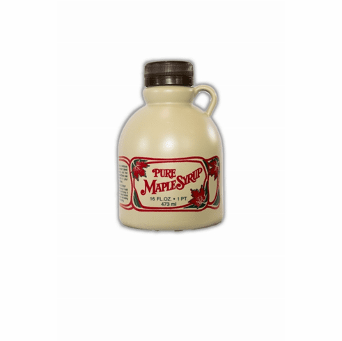 1 Pint Maple Syrup-Handy Jug
