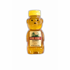 12 oz. Liquid Honey Bear (All Naturals)