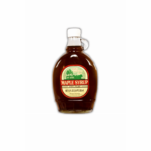 12 oz., Pure Maple Syrup, Glass Bottle