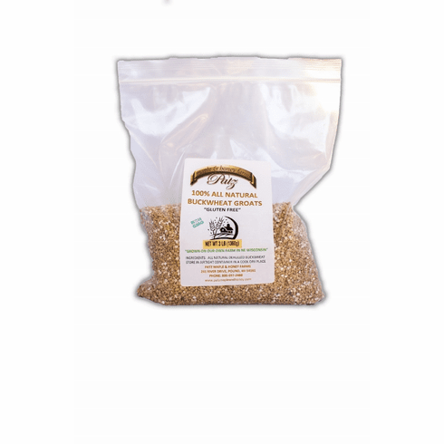 3 lb. Bag Buckwheat Groats