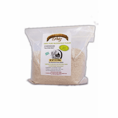 3 lb Bag Pure Buckwheat Flour