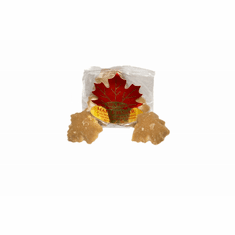 3 pk., Maple Leaf Candies