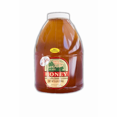 5 lb. Liquid Honey, Tupelo