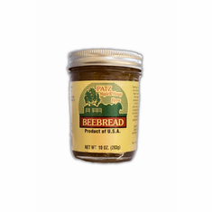 Beebread, 10 oz. glass jar