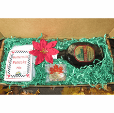 Maple Syrup-Brown Gift Box