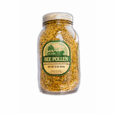 Pollen - Whole Grain, 22 oz. Quart Jar
