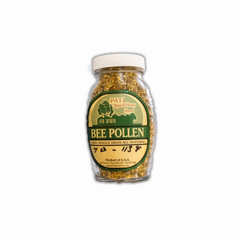 Pollen -- Whole Grain, 4 oz. Glass jar