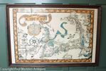 1926 Cape Cod Map by Elisabeth Leonard